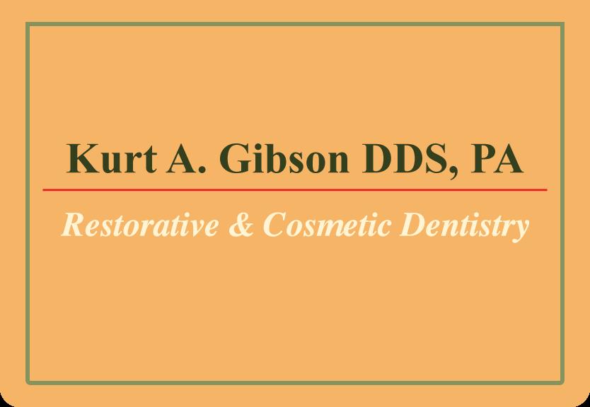 Kurt Gibson, DDS logo